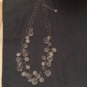 Graziano signed costume jewelry necklace